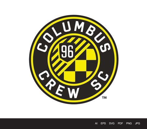 Columbus Crew Sc Svg Mls Svg Husband Gift Gift For Him Etsy In 2021 Columbus Crew Columbus Crew Sc Mls Teams