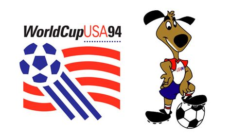 Striker Usa 1994 World Cup Mascot Logo World Cup Soccer Cards Fifa World Cups