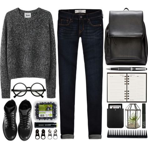the chase by ferned on Polyvore featuring Acne Studios, Abercrombie & Fitch, Kenzo, Marni, Full Tilt, Yves Saint Laurent, Retrò, NARS Cosmetics, Bobbi Brown Cosmetics and GHD