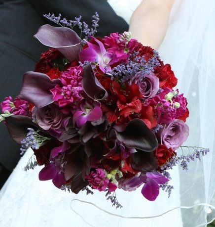 Awesome Purple And Burgundy Wedding Gallery - Styles & Ideas 2018 ...