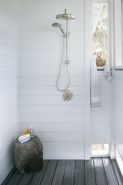 1000+ images about Outdoor Shower Concepts on Pinterest | Cottages, Vines  and Outdoor tub