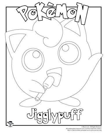Jigglypuff Coloring Page Woo Jr Kids Activities Pikachu Coloring Page Pokemon Coloring Pages Pokemon Coloring