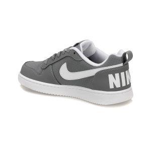 Nike Nike Court Borough Low Gray White Women Sneaker Shoes World Grey Sneakers Women Womens Sneakers Sneakers