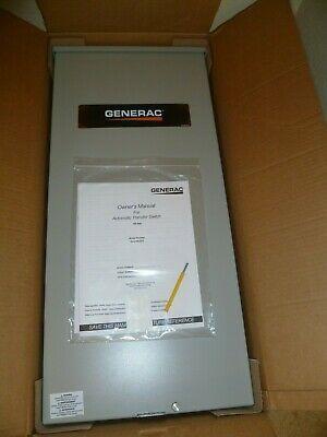 Sponsored Ebay Generac Rxg16eza3 16 Circuit 100 Amp Nema 3r Automatic Transfer Switch Transfer Switch Circuit Ebay