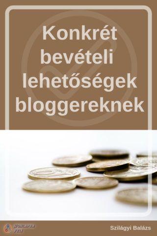 Így kereshetsz pénzt blogoddal