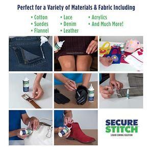 Secure Stitch Liquid Sewing Solution Kit! – castletowncc