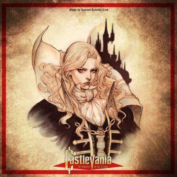 Castlevania Symphony Of The Night Original Video Game Soundtrack Original Video Games Video Game Soundtrack