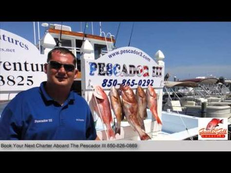 www.charterfishindestin.comBook your next Destin Florida Wahoo Trip Aboard The Pescador III With Captain Mike WhitleyCall Today...850-826-0869