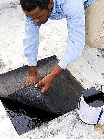 How To Repair A Flat Roof In 2020 Flat Roof Repair Roof Repair Flat Roof