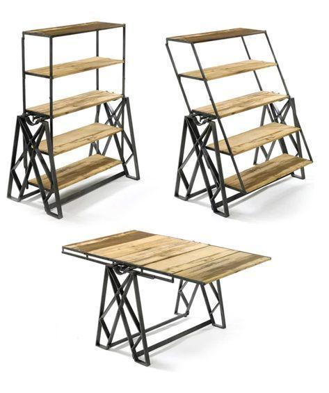 Swing Convertible Table Shelf Https Www Tokopedia Com Livon Etalase Key Furnitur Ruang Keluarga Mebel Desain Furnitur