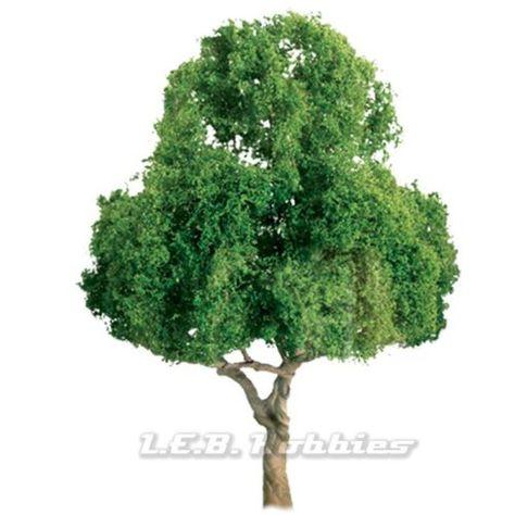 "JTT SCENERY 94278 PROFESSIONAL SERIES 1/"" PURPLE JACARANDA TREE  6//PK   Z-SCALE"