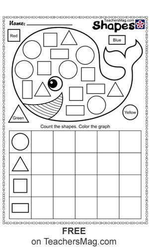 Colors And Shapes In 2020 Kindergarten Math Worksheets Free Preschool Worksheets Free Printables Shapes Worksheet Kindergarten