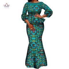 Hight Quarlity 2019 African Women skirt Set Dashiki Cotton Crop Top and Skirt African clothing Good Sewing Women Suits