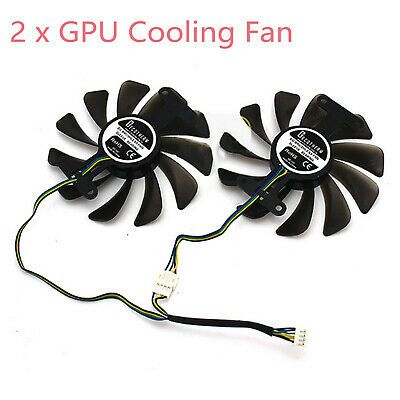 Sponsored For Zotac Geforce Gtx 1080 1070 Amp Edition Gpu Cooling
