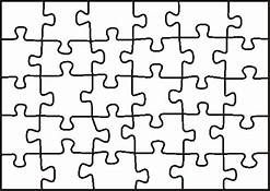30 Puzzle Piece Outline Yahoo Image Search Results Puzzle