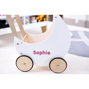 Toni Toy Box On Wheels Pram Toys Toy Boxes Toys