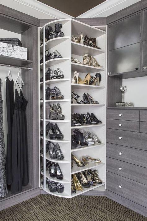 Walk Ins/Reach Ins — Closet Envy Designs – – Tepe Time