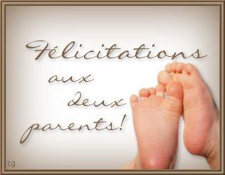 Felicitations Naissances Et Mariage Felicitation Naissance Felicitation Photo Naissance