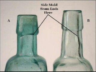 dating vintage bottles