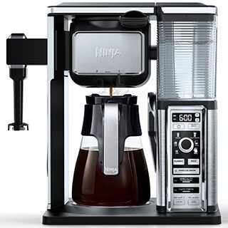 vanilla coffee machine