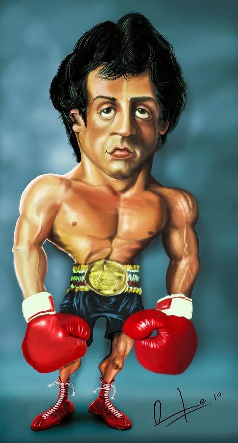 другой шарж боксер картинки каким интересным собеседником