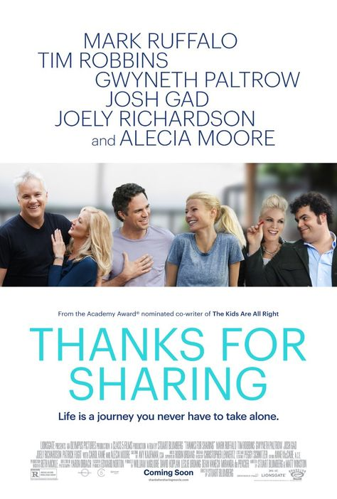 Thanks for Sharing (2012) | movies | Movies to watch free ...