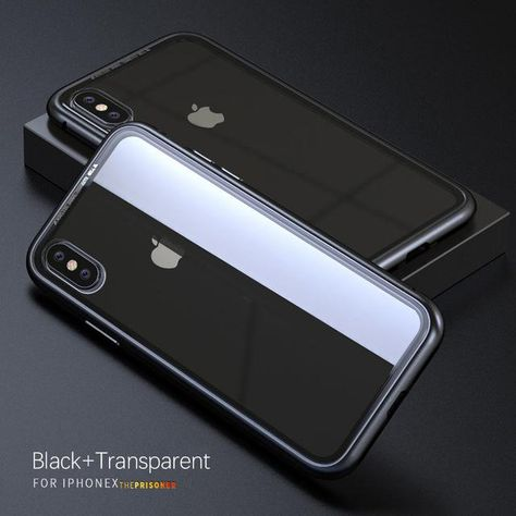 official photos 60fdf 09d63 LUXURY MAGNETIC ABSORPTION METAL CASE FOR IPHONE | Tech | Pinterest