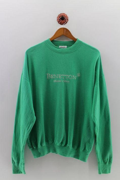 United Colors of Benetton Mens Sweater L//S Jumper