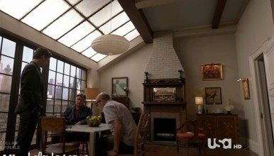 Post Series White Collar S Neal Caffrey Apartment Dining Area