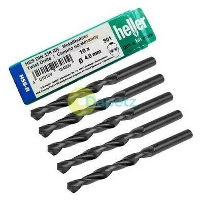 pack of 10 7,9mm HSS-R twist drill