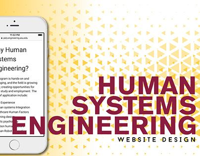 Check Out New Work On My Behance Portfolio Human Systems Engineering Website Http Be Net Gallery 64665791 Human Sy Systems Engineering Engineering System