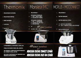 Tabla De Equivalencias Provisional Mc Connect 1001 In 2020 Thermomix Recetas Lidl