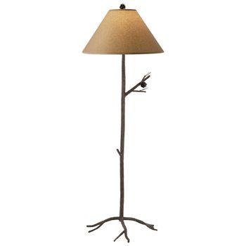 Wrought Iron Floor Lamp Rustic Pine Floor Lamp Pine Floors