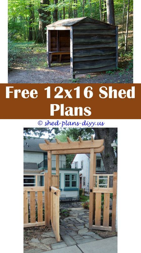 12x16 Lean To Shed Free Plans 12x12 gambrel shed plans