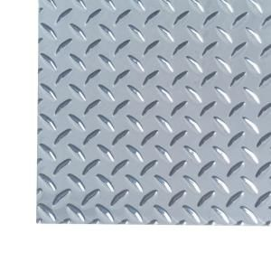 M D Building Products 12 In X 24 In Union Jack Aluminum Sheet In Silver 56008 The Home Depot In 2020 Aluminum Sheet Metal M D Building Products Aluminium Sheet