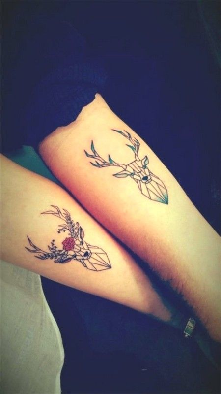 20 Matching Couple Tattoos Ideas Matching Couple Tattoos Nothing is more special for several friends than to have a symbol of their relationship displayed in a friendship tattoo. Frie...  #coupletattoodesigns #coupletattooideas #matchingcoupletattoos #matchingtattoo