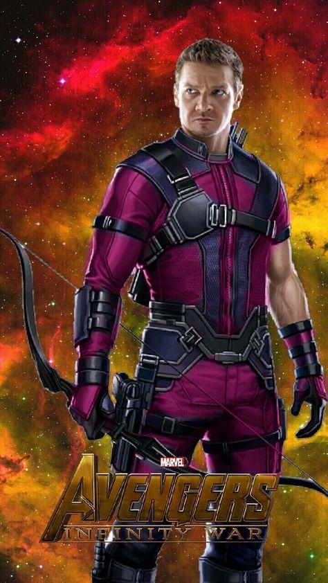 hawkeye (infinity war)jacobseesaliens | avengers assemble