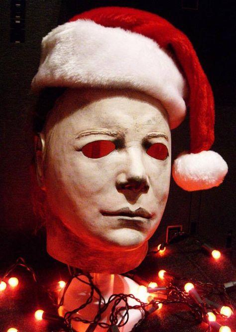Merry Michael Meyers Christmas