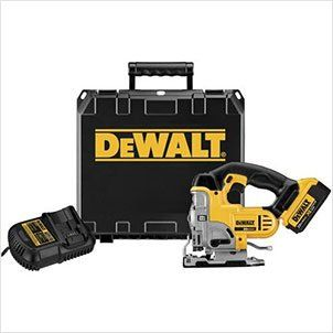5 Best Cordless Jigsaw Reviews And Buying Guide 2020 In 2020 Dewalt Jig Saws Jig Saw Blades