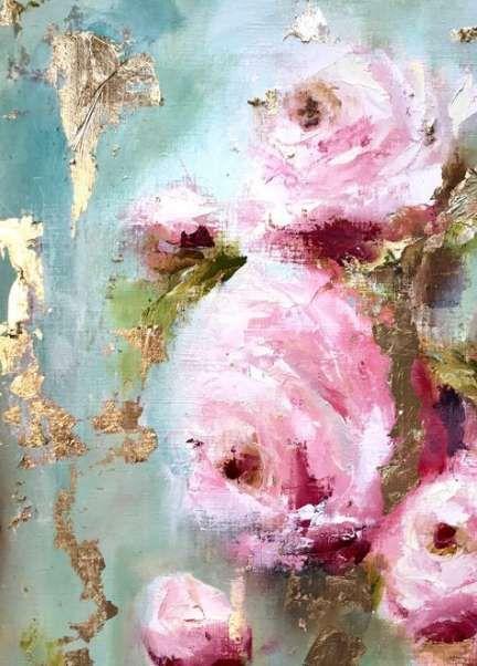 Best Drawing Rose Leaf Oil Paintings Ideas Drawing Flower