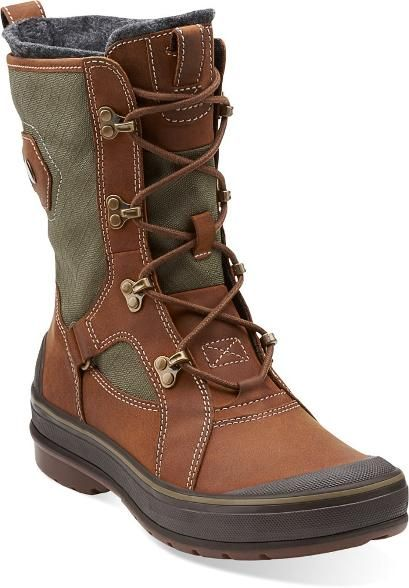 Clarks Muckers Squall Winter Boots