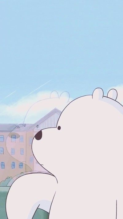 92 Ide We Bare Bears Cn Beruang Kutub Kartun Boneka Hewan