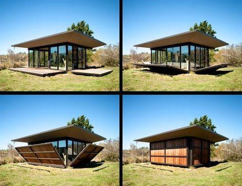 Fascinating Modern Cabin by Olson Kundig Architects « Luxury Furniture, Property, Travel & Interior Design | Adelto