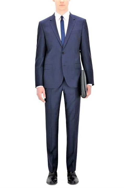 9708708e5 eBay #Sponsored Hugo Boss Suit C-Huge1 / C-Genius Colour Bluett Cool