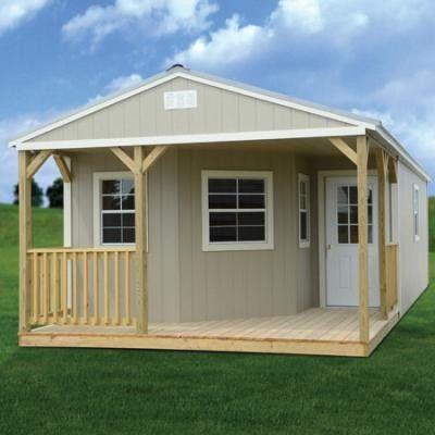 Z Metal Derksen Metal Cabin In 2020 Lofted Barn Cabin Portable Buildings Prefab Cabins