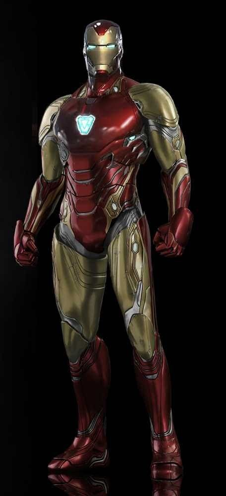 Iron Man (Tony Stark-Mark 51