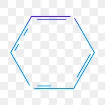 png free buckle blue gradient glowing modern geometric square border hexagonal shape irreg frame logo geometric background graphic design background templates geometric background