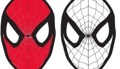100% top quality later how to buy Carnevale, Maschera di Spiderman da colorare | escuela ...