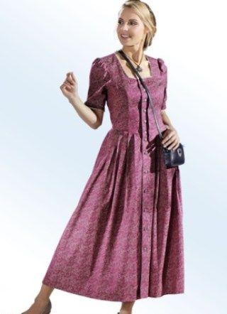 Kleider Landhausstil Grosse Grossen Trend Damenmode Grossegrossen Modestil Mode Lassiges Kleid