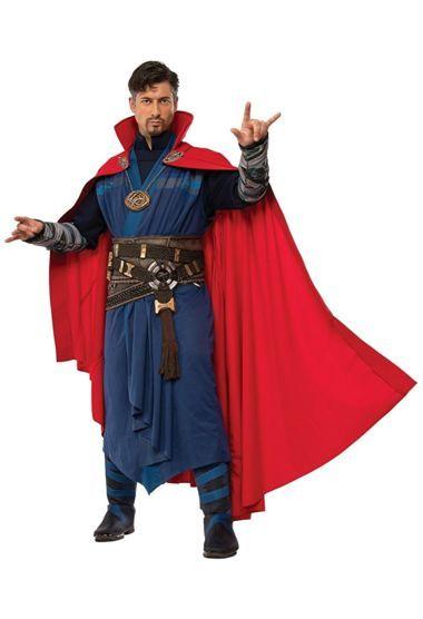 Doctor Strange Cloak of Levitation Adult Costume